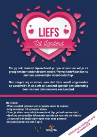 All you need is Liefde - Een mooi initiatief