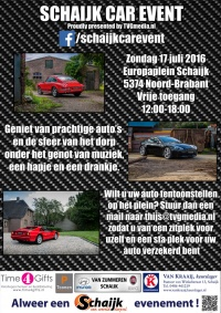 17 juli 2016 - Schaijk Car Event