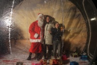Foto's Snow Globe tijdens Late Night Shopping